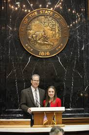 local grad gains valuable experience rep braun at the local grad gains valuable experience rep braun at the statehouse