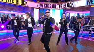 <b>New Kids</b> on the Block performs 'Step By Step' medley and new ...