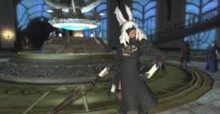 Final Fantasy 14's Nier: Automata raid lets everyone <b>dress</b> like <b>2B</b> ...