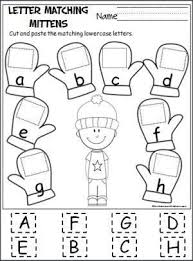 Free Christmas cut and paste beginning sounds activity for the ...Free cut and paste letter matching activity for the winter. Cut out the uppercase letters
