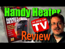 Handy <b>Heater</b> - <b>Wall</b> Outlet <b>Space Heater</b> Review - Does It Work ...