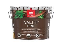 <b>Антисептик Тиккурила Valtti</b> Pro тик 9 л купить по цене 4899.0 руб ...