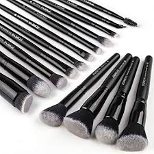 Zoreya Makeup Brushes 15Pcs Makeup Brush Set ... - Amazon.com