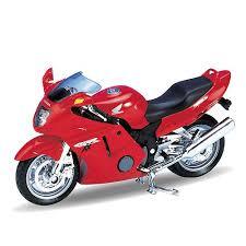 <b>Модель мотоцикла 1:18</b> Honda CBR1100XX <b>Welly</b>