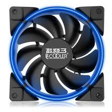 <b>Вентилятор</b> для корпуса <b>PCCooler CORONA</b> BLUE — купить в ...