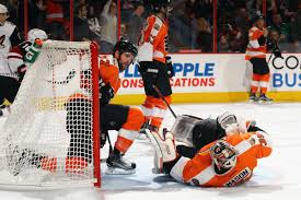 the flyers the playoffs and how to get yourself through  the flyers are not technically eliminated