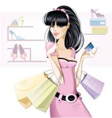 Shopping <b>Boutique Cartoon</b> Vector Images (over 2,200)