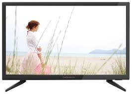 "Купить <b>Телевизор</b> Thomson T22FTE1020 21.5"" (2017) черный по ..."