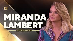 Why Miranda <b>Lambert</b> 'Lucked Out' With Husband and <b>Lost</b> Sleep ...
