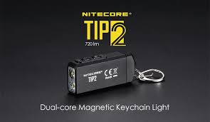 $29 with coupon for <b>Nitecore TIP2 720lm</b> Dual-core Magnetic ...