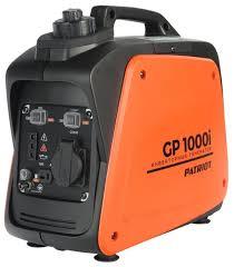 <b>Бензиновый генератор PATRIOT GP</b> 1000i (700 Вт) — купить по ...