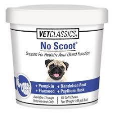 Vet Classics <b>No Scoot</b> Soft Chews l Deters <b>Dogs</b> From Eating Stools ...