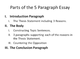 guidelines for the argumentative essay the rough draft the  s of theparagraph essay iintroduction paragraph ithe thesis statement including