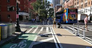 NYC <b>designs</b> the future of safer intersections for <b>cyclists</b> - Curbed NY