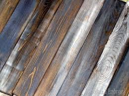 make new wood look like old distressed barn boards barn boards