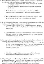macbeth study guide questions pdf has macbeth s mind remained steadfast or has it changed what significant event affected