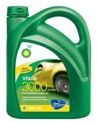 <b>Моторное масло BP Visco</b> 3000 A3/B4 10W-40 4 л — купить и ...