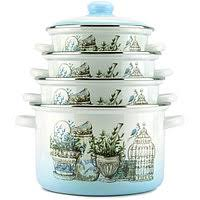 <b>Набор эмалированной посуды</b> в России. Сравнить цены, купить ...