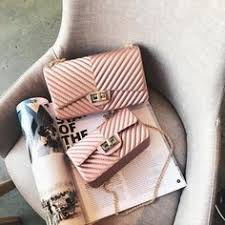 Women Messenger Bags High Quality PVC <b>Transparent Jelly Bag</b> ...