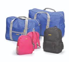<b>Travel Blue</b> travels light with extended range of <b>foldable</b> bags - The ...