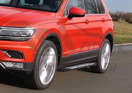"""<b>Защита порогов</b> """"<b>Bmw-Style-2</b>"""" D173AL.5802.3 для Volkswagen ..."""