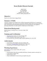 nurse resume samples   seangarrette conurse resume samples  nursing curriculum vitae examples google search nursing