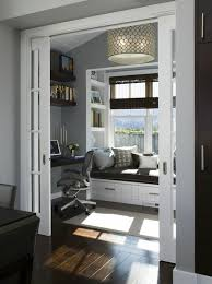 floating desk beautiful home office den