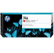 <b>HP 746 Chromatic</b> Red Original <b>Designjet</b> Ink Cartridge - Standard ...