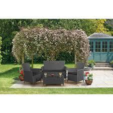 <b>2 Seater</b> Rattan <b>Garden Sofa</b>   Wayfair.co.uk