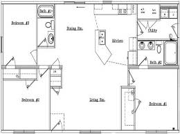 Basic Ranch House Plans   Avcconsulting us    Ranch Home Floor Plans on basic ranch house plans