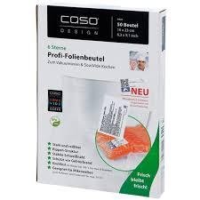Купить <b>Пакет</b> для <b>вакуумного</b> упаковщика <b>Caso</b> 16x23 см, 50 шт ...