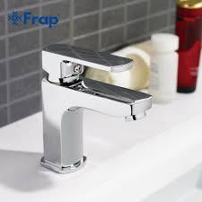 Online Shop <b>Frap</b> New Bathroom <b>Basin Faucet</b> Deck Mounted ...