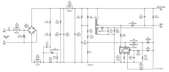 buck boost transformer circuit diagram images drok dc dc 80w auto 20 w pfc high efficiency buck boost triac dimmable led driver eeweb