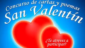 Concurso San Valentín 2015