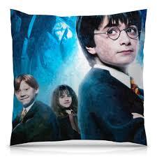 Подушка 40х40 с полной запечаткой <b>Гарри Поттер</b> #1945048 в ...