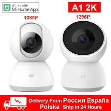 <b>xiaomi Smart Camera Webcam</b> 2K 1296P 1080P HD WiFi Night ...