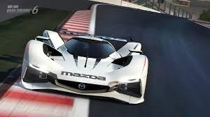 Voici la Mazda LM55 Vision Gran Turismo