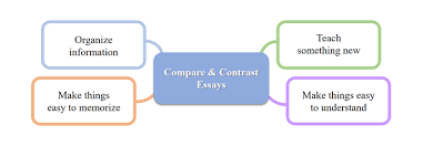 compare and contrast essay   privatewriting the three main functions of the compare and contrast essays are organize information teach