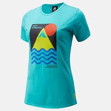 Running T-Shirts and Sleeveless for Women | New Balance