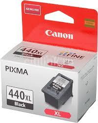 Купить Картридж <b>CANON PG-440XL</b>, <b>черный</b> в интернет ...