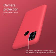 <b>Nillkin для Samsung</b> M21 <b>чехол</b> матовый защитный Жесткий ПК ...