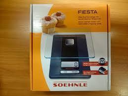 Обзор от покупателя на <b>Весы кухонные Soehnle</b> 65106 <b>Fiesta</b> ...