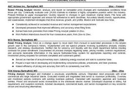 Competitive Intelligence Analyst Resumes Career Cover Letter Business Intelligence  Analyst Resume Contact