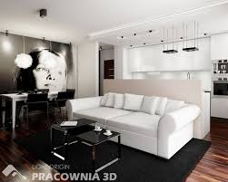 space living ideas ikea:  modern living room design for apartments of hit studio apartment ign ideas ikea modern interior ign