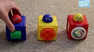 Двигающиеся <b>кубики</b> Фишер Прайс <b>Fisher</b>-<b>Price</b> (74121) - YouTube