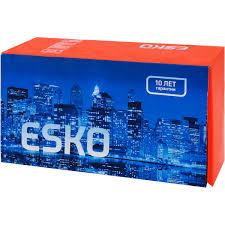 <b>Смеситель для раковины Esko</b> Moscow двухвентильный цвет хром
