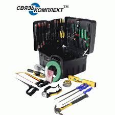 <b>Профессиональные наборы инструментов</b> Связькомплект ...