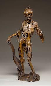 Figure of Death (<b>Memento Mori</b>) - Hans Leinberger — Google Arts ...