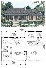 ideas about Ranch House Plans on Pinterest   House plans    Country Ranch House Plan