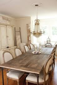 French Dining Room Chairs Vintage Cottage Chic Dining Room With Country French Dining Chairs